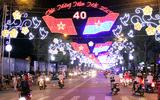 Những địa điểm chụp ảnh tết Dương lịch 2015 ở Sài Gòn không nên bỏ lỡ