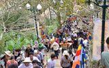 Hôm nay, hội xuân Yên Tử khai mạc