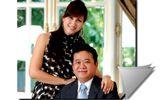 """Vợ Đặng Thành Tâm """"đút túi"""" hơn 50 tỷ đồng từ cổ phiếu"""