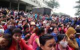 Thất vọng thưởng Tết, 5.000 công nhân ngưng việc hàng loạt