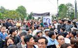 Hình ảnh nghẹn ngào tiễn đưa ông Nguyễn Bá Thanh ngày 30 Tết