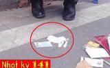 Chồng ngỡ ngàng thấy vợ bị 141 bắt vì giấu ma túy