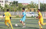 Đội bóng báo ĐS&PL giành chức vô địch cúp Tứ Hùng tổ chức tại Huế