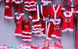 Giáng sinh 2014: Mũ ông già Noel 20.000đ/chiếc đắt khách