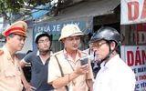 """Hà Nội: 15 ngày xử phạt gần 500 trường hợp lái xe """"uống rượu bia"""""""
