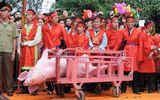 """Lễ hội chém lợn bị coi là """"dã man"""", Bắc Ninh nói gì?"""