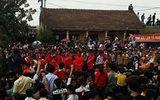 Những hình ảnh mới nhất về lễ hội chém lợn ở Bắc Ninh