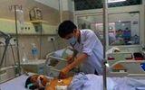 Vụ sập giàn giáo ở Hà Tĩnh: Thêm 2 nạn nhân phải chuyển ra Hà Nội