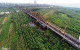 Trình phương án xây cầu đường sắt mới nằm cạnh cầu Long Biên