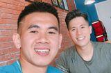 Bóng đá - Video: Đình Trọng cùng Văn Kiên nhí nhảnh tự hát chúc mừng sinh nhật