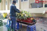 Tin tức giải trí - Gia đình cố Nghệ sĩ Lê Bình nức nở, xót xa khi thấy thi hài ông lần cuối