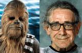 """Chuyện làng sao - Peter Mayhew - """"người khổng lồ dịu dàng của Star Wars"""" qua đời"""