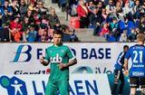 Bóng đá - Alexander Đặng phấn khích khi có thầy Park dự khán ở Giải hạng nhất Na Uy