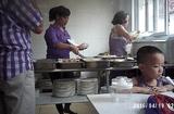 Thực phẩm - Bếp ăn bệnh viện Thanh Nhàn có đảm bảo an toàn vệ sinh thực phẩm?