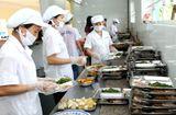 Thực phẩm - TP. HCM: An toàn thực phẩm tại bếp ăn tập thể có nhiều chuyển biến