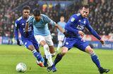 Bóng đá - Thắng nhọc nhằn Leicester, Man City tiến sát ngôi vương Premier League