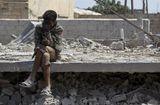 Tin thế giới - Tình hình Syria mới nhất ngày 9/5: Không kích, pháo kích vào Idlib khiến 200.000 người phải di dời