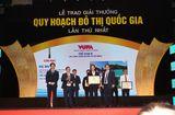 Tài chính - Doanh nghiệp - Tập đoàn Mường Thanh xuất sắc  nhận giải thưởng Quy hoạch Đô thị Quốc gia