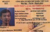 An ninh - Hình sự - Khởi tố vụ án tài xế ép xe khiến chiến sĩ CSGT tử vong ở Vũng Tàu