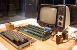 Sản phẩm số - Máy tính Apple đời đầu còn sót lại dự kiến được bán gấp khoảng 900 lần giá gốc