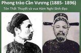 Tư vấn - Phong trào Cần Vương ở trấn Sơn Nam và vị tán tương quân vụ Nguyễn Tử Ngôn
