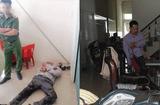 An ninh - Hình sự - Vụ 2 người thương vong vì bị cứa cổ ở Nghệ An: Nghi phạm giả vờ ngất xỉu