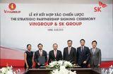 Bí quyết làm giàu - Tập đoàn SK Hàn Quốc chi 1 tỷ USD mua cổ phiếu Vingroup