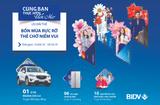 Tài chính - Doanh nghiệp - Cùng thẻ BIDV Giải nhiệt mùa hè