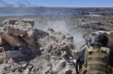 Tin thế giới - Tình hình Syria mới nhất ngày 17/5: Lực lượng Mỹ hậu thuẫn đàn áp IS ở Deir al-Zor