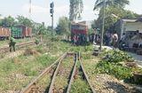 Tin trong nước - Đi thăm người yêu, nam thanh niên bị tàu SE1 tông tử vong khi nằm trên đường ray