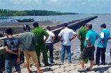 Tin trong nước - Tá hỏa phát hiện thi thể không nguyên vẹn trôi dạt vào bờ biển