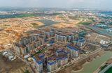 Tin trong nước - Bên trong dự án có biển nhân tạo lớn nhất VN ở ngoại thành Hà Nội