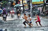 Tin trong nước - Tin tức dự báo thời tiết mới nóng nhất trong hôm nay 21/5/2019: Hà Nội có mưa rào và dông, đề phòng ngập úng