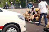 Tin trong nước - Bắc Giang: Bị yêu cầu dừng xe để kiểm tra, nam thanh niên tông thẳng thiếu úy CSGT