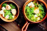 Ăn - Chơi - Canh bông thiên lý nấu tôm lạ miệng mà cực ngon ngày nắng nóng