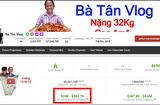 Cộng đồng mạng - Hé lộ mức thu nhập thực sự của bà Tân Vlog
