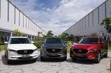 Thế giới Xe - Thaco giới thiệu mẫu SUV 5 chỗ Mazda CX-5 mới