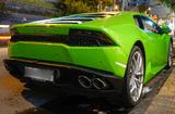 """Thế giới Xe - Thiếu gia Phan Thành cho """"siêu bò""""Lamborghini Huracan hơn 20 tỷ dạo phố"""