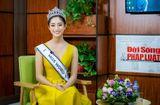 Y tế - Hoa hậu Lương Thùy Linh và hành trang đi tới tương lai rộng mở
