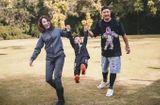 """Gia đình - Tình yêu - """"Quốc bảo"""" của Singapore trải lòng về chuyện tâm lý bất ổn sau khi làm mẹ"""