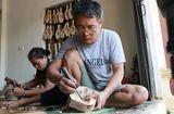 Gia đình - Tình yêu - 40 năm bền bỉ làm khuôn bánh trung thu, thợ mộc đã thoát nghèo