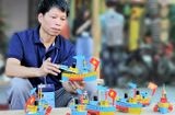 Quyền lợi tiêu dùng - Vua tàu thủy Khương Hạ: 40 năm niềm đam mê từ sắt vụn