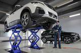 Thế giới Xe - Hệ thống showroom Peugeot chuẩn 3S toàn cầu tại Việt Nam