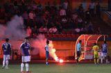 Thể thao 24h - BTC V-League lên tiếng về pháo sáng trên sân Hàng Đẫy: Hà Nội FC chủ quan và thiếu hợp tác