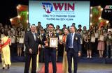 Bí quyết làm giàu - Top 100 giải thưởng Sao Vàng Đất Việt gọi tên Win Company