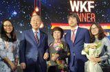 Bí quyết làm giàu - Bà Thái Hương nhận giải thưởng nữ doanh nhân quyền lực Asean