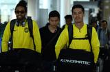 Bóng đá - Tuyển Malaysia đặt chân tới Hà Nội, sẵn sàng đối đầu Việt Nam