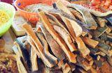 Ăn - Chơi - Da trâu thối  - món ăn khoái khấu của đồng bào Tây Bắc đánh thức vị giác cực mạnh