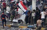 Tin thế giới - Xả súng đẫm máu vào người biểu tình ở Iraq, ít nhất 18 người thiệt mạng