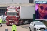 Tin thế giới - Vụ 39 người tử vong trong container ở Anh: Có thể dẫn độ nghi phạm ở Ireland
